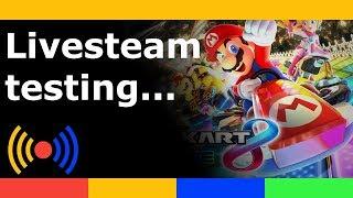 Testing LiveSteam Albility | TumbleGamer Live