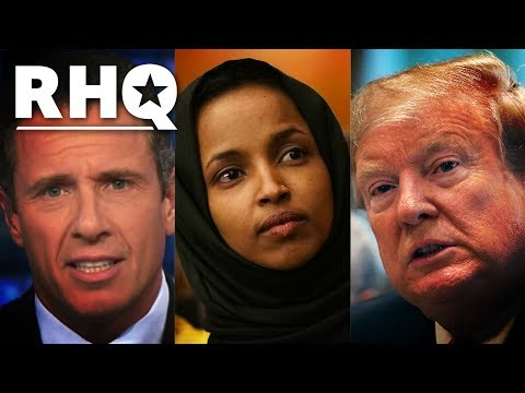 Trump and CNN ATTACK Ilhan Omar