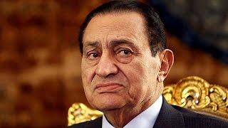 حسني مبارك الرئيس المصري الأسبق حر طليق thumbnail