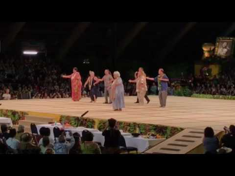 Merrie Monarch 2017 Judge