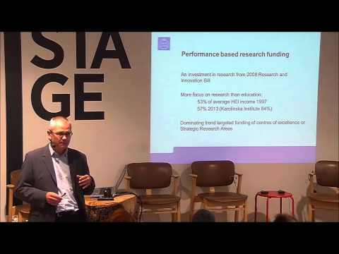 Higher Education and Research in the Nordic Academy – A better future through mergers?