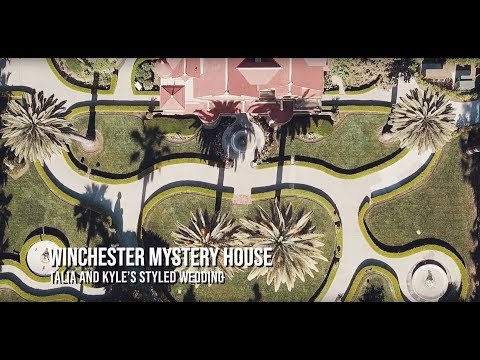 Winchester Mystery House Styled Wedding Video (Bay Area Wedding Videographer)
