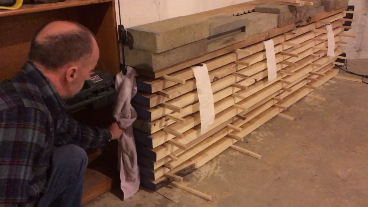 Kiln home made DIY - YouTube