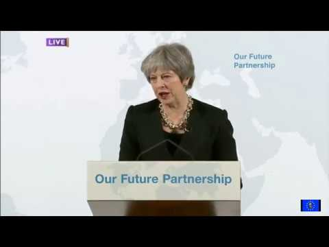 Brexit fallout: Theresa May's speech shows she's boxed in by her own Brextremist red lines