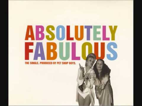 Absolutely Fabulous - Pet Shop Boys