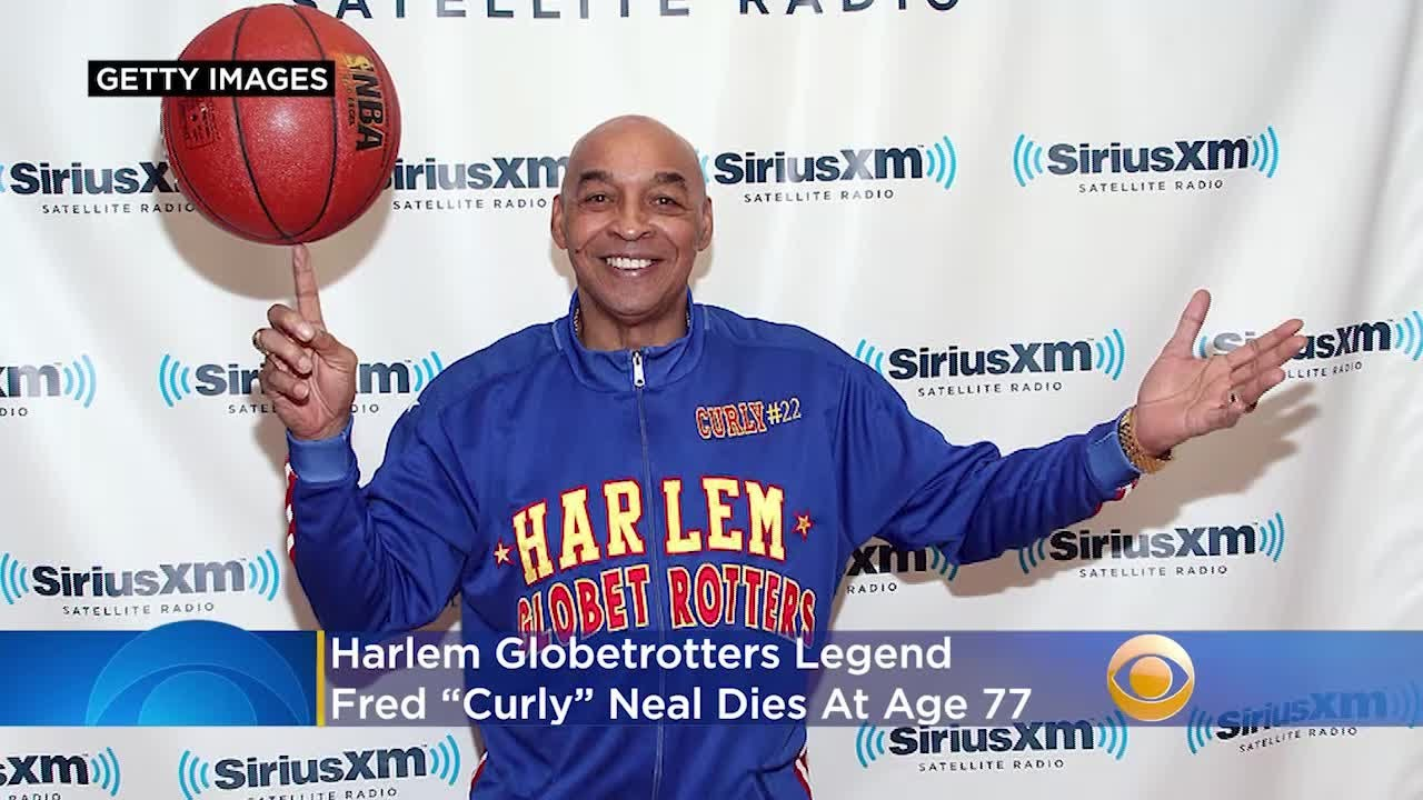 Globetrotters legend Fred 'Curly' Neal dies at 77
