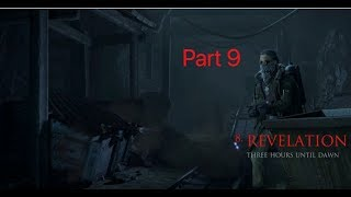 Until Dawn Pt. 9 Gameplay: Survival of the Fittest?!?