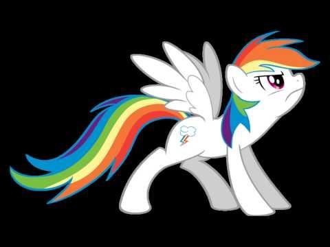 Super Rainbow Dash Tribute