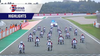 Highlights - Round 06 - Race 2 - British Talent Cup