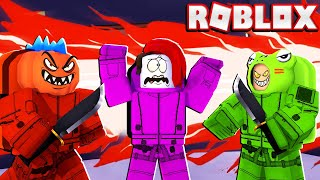 Playing Roblox IMPOSTOR With My Boyfriend And FeelsBadPat!