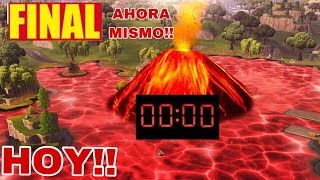 🔴SERA TODAY!?? VOLCAN EVENT EXPLODES BALSA BOTIN??? 🔴ATETIT!