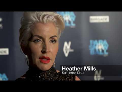 ParaSnowBall -  Heather Mills