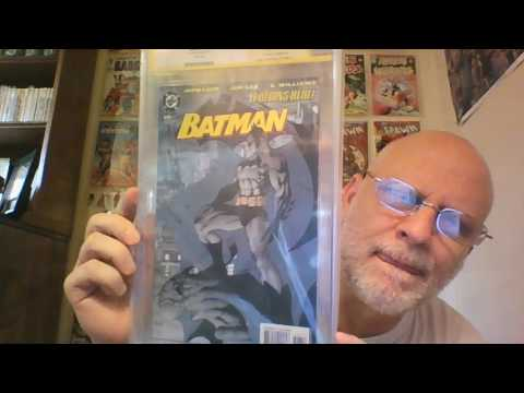 CGC Rare & Signature Series Books That Have Been In The Comic Crypt For YEARS