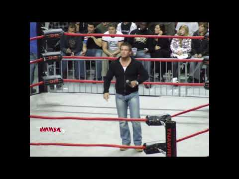 Hannibal on Promoting TNA's 1st Canadian Tour