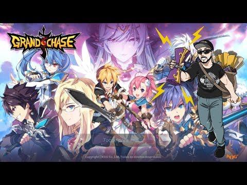 Grand Chase - Despertando e Equipando os heróis