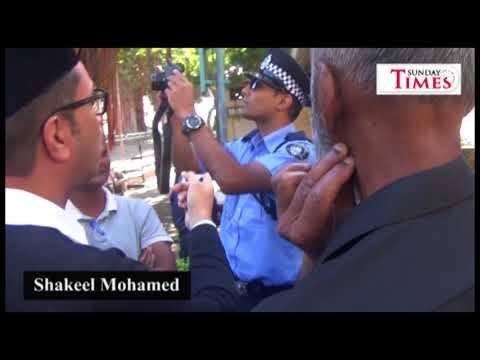 Vives altercations entre les députés Mohamed, Abbas-Mamode et la Police