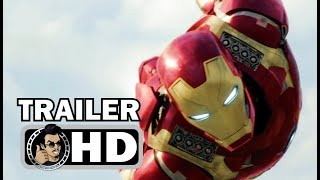 AVENGERS: INFINITY WAR Official Trailer Teaser #1 (2018) Marvel Superhero Movie HD