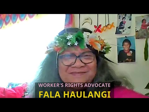 Fala Haulangi on Tuvalu Independence, Worker's Rights, and P