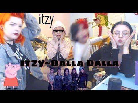 """Itzy """"Dalla Dalla"""" MV Reaction With A.U.Y Dance Studio (THESE GIRLS ARE QUEENS)"""