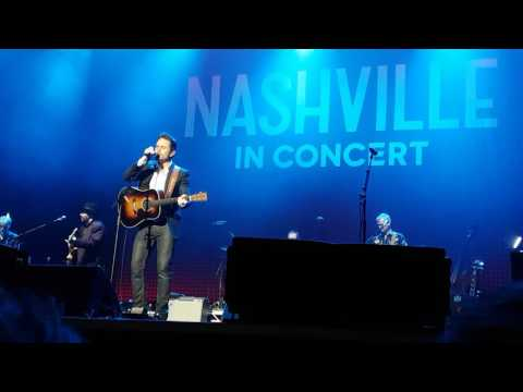 Nashville in concert Manchester Charles Esten / Deacon Claybourne  I'm coming home
