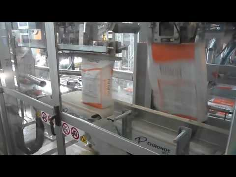Open-Mouth Bagging System for Free-Flowing Bulk Materials (OML 1080)