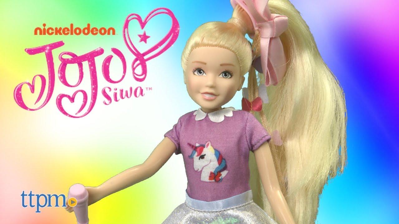 JoJo Siwa Singing JoJo Doll from Just Play - YouTube e8fb99aff