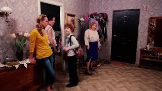 Семья Светофоровых. Что происходит на площадке? Актеры учат английский. Анастасия Озоктай