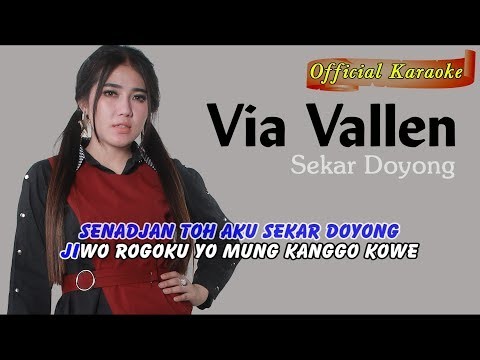 Sekar Doyong ~ Via Vallen   |   Official Karaoke _ Music Tanpa Vokal