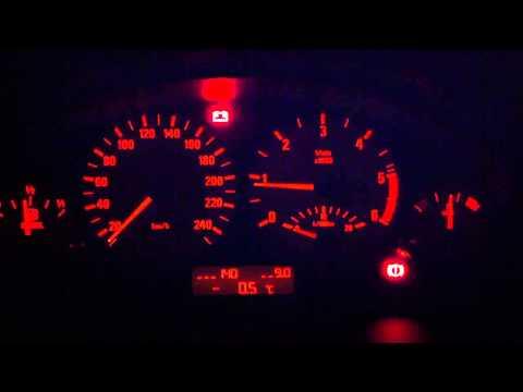 BMW E46 320d, Ladekontrollleuchte Bleibt An Nach Lichtmaschinentausch
