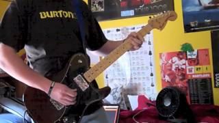 American Hi-Fi- Flavor Of The Week Guitar Cover