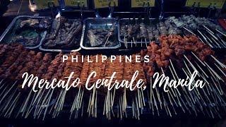 Filipino Food Challenge - Mercato Centrale Manila