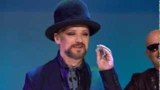 Boy George My God Andrew Marr Show 2014