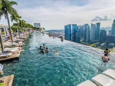 10 Best Swimming Pools Of The World  Youtube