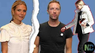 Gambar cover Gwyneth Paltrow and Chris Martin tense, and daughter Apple moves in with him - The custody battle
