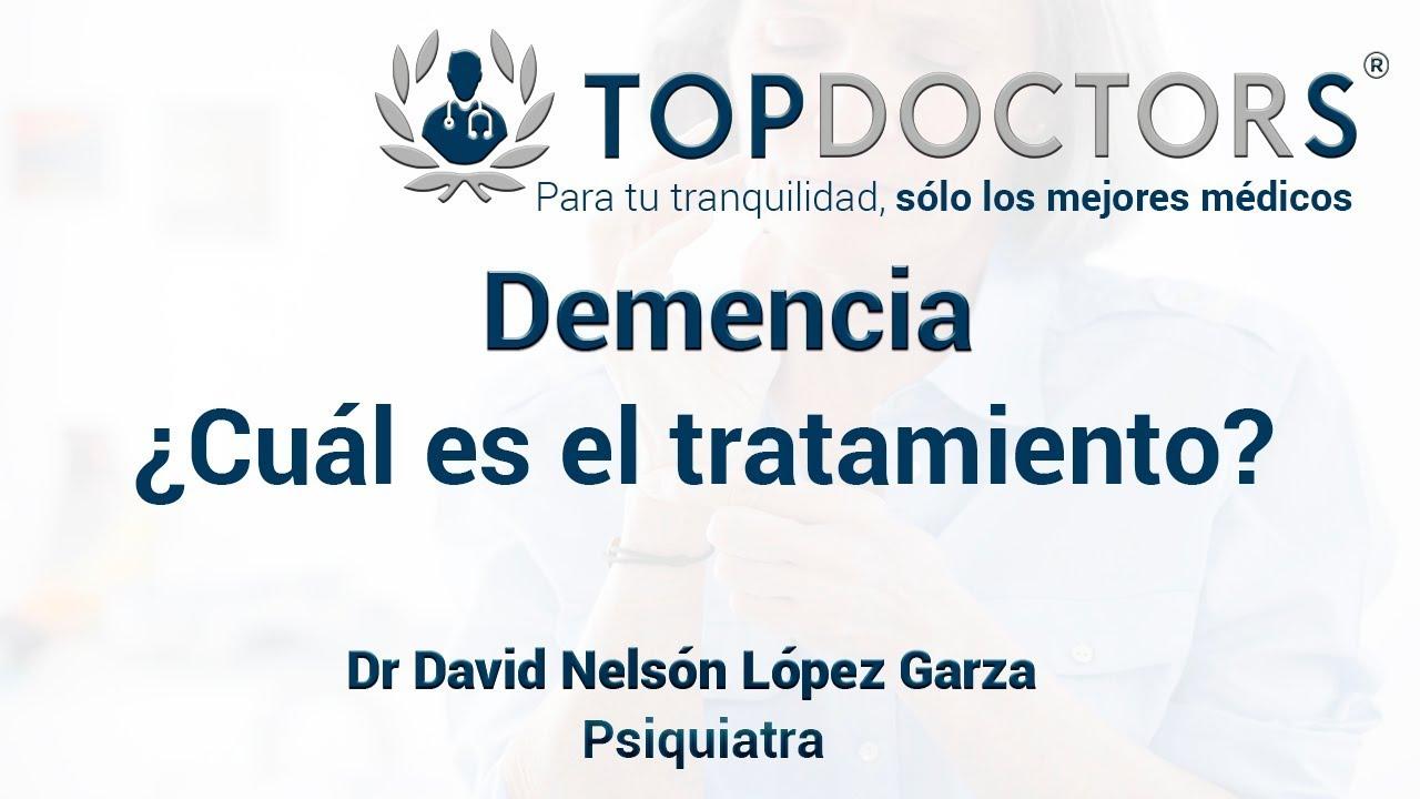 demencia senil vascular tratamiento