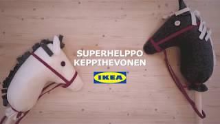 Superhelppo keppihevonen - IKEA Suomi