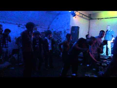 13.04.2013 - Dirty Dozen ls. Thundering Vibration (Germany) @ Dance All Night (Vienna) Part 11