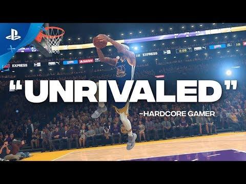 NBA 2K20 - Accolades Trailer   PS4