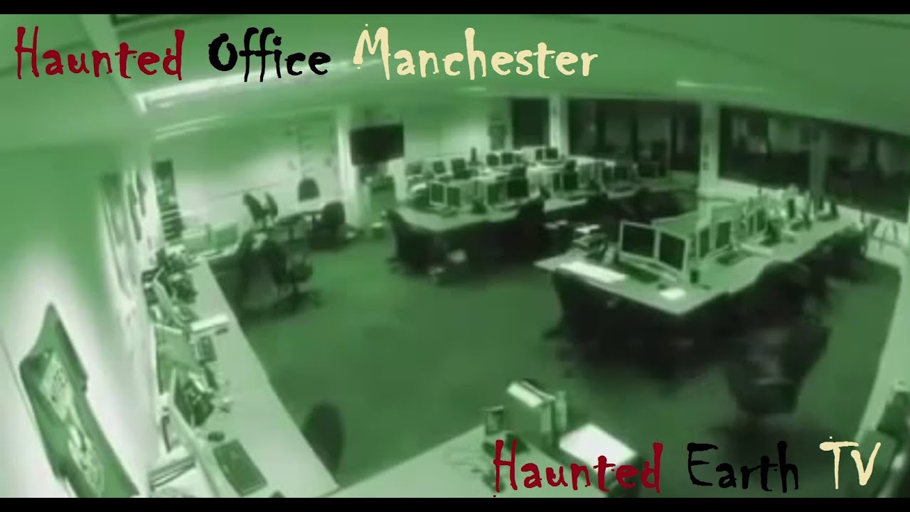 Haunted Office Castlefield House Manchester