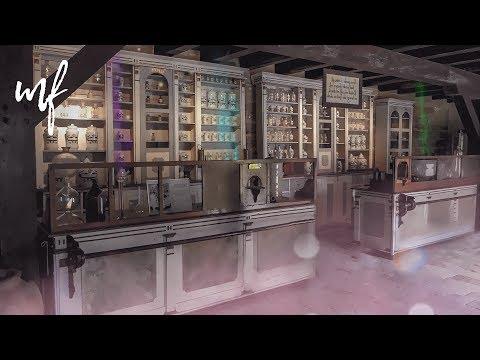 Ye Olde Cream Shop ASMR Ambience