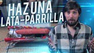 Parrilla Express Con Latas