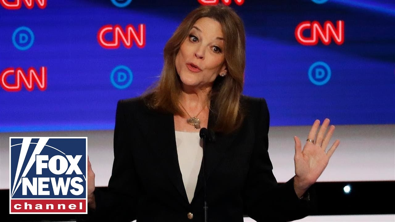 Marianne Williamson Suspends Presidential Campaign