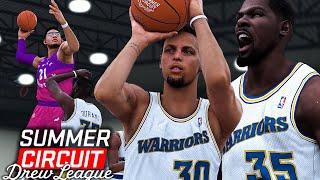NBA 2K20 Summer Circuit #10 - All-Time Warriors Team! Isaiah Austin vs Kevin Durant!