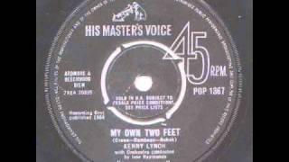 Kenny Lynch - My Own Two Feet.wmv