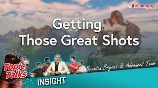 抓住耀眼的瞬間 | Getting Those Great Shots (Insight)
