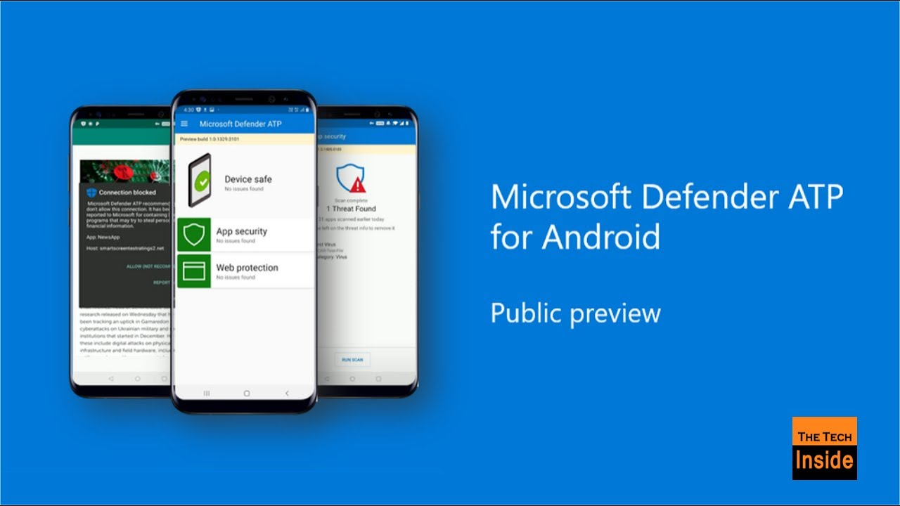 Microsoft Defender Advanced Threat Protection for Android