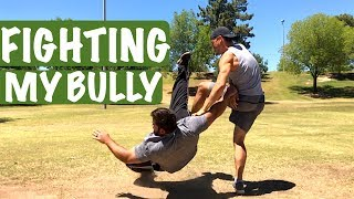 HOW TO FIGHT A BULLY...AND WIN - MUST WATCH!!!