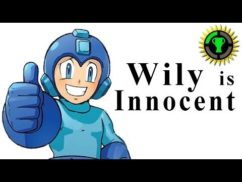 Game Theory: Who is Mega Man's TRUE Villain?