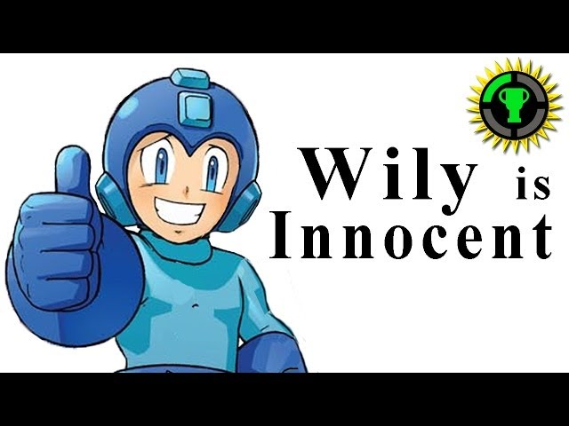 Game Theory Who Is Mega Mans True Villain Youtube