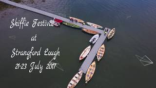 Skiffie Festival 22 23 July 2017 Delamont Country Park, KillyleaghRacing and Food Village from 10
